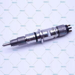 ERIKC 0445120161 Common Rail Diesel Fuel Injector 0 445 120 161 For CUMMINS 4940096 4940096D 4988835 5253221