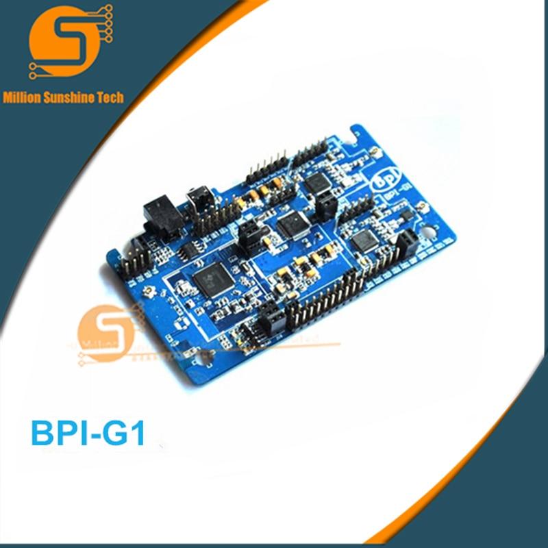 Passerelle banane Pi G1 BPI-G1 Center de contrôle de la maison intelligente à bord WiFi Bluetooth Zigbee carte de développement Open-source