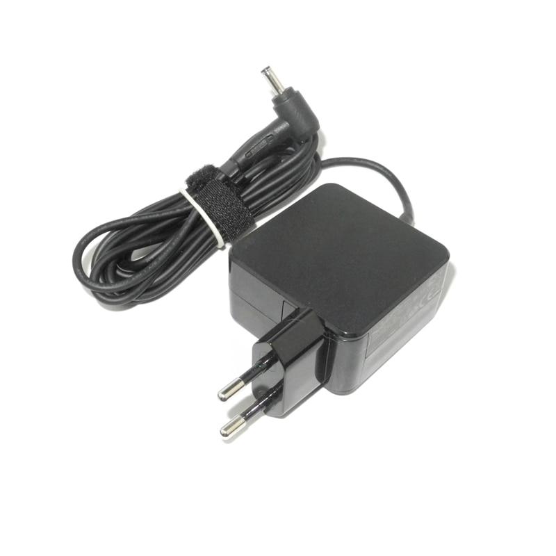 19V 1.75A 33W AC carregador adaptador de energia portátil para Asus VivoBook Ultrabook X102B X102BA X201 X201E X202 X202E X200M X200T
