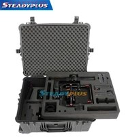 high quality waterproof dji ronin mx protective case impact resistant protective case with custom eva lining
