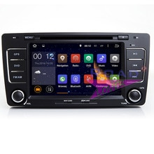 TOPNAVI Neue 4G + 32 GB Android 8.0 Octa Core-Auto Multimedia GPS Navigation Für Skoda Octavia DVD-Spieler Stereo Auto Video 2Din MP3