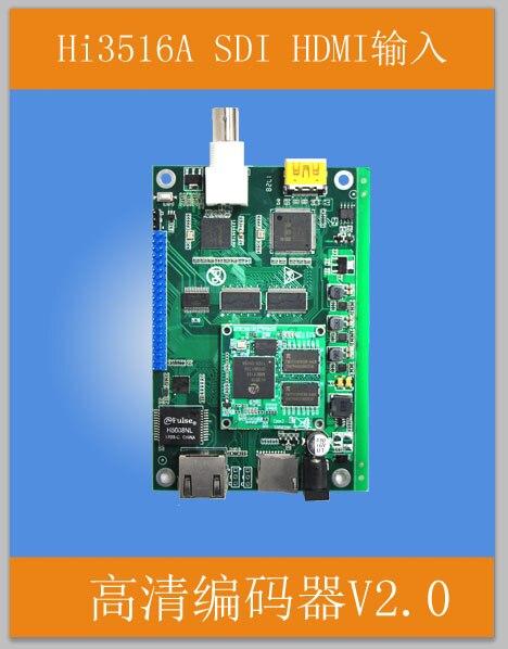 Hi3516A high definition encoder