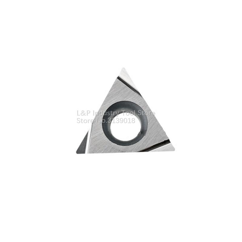 New Original Carbide Inserts TBGT060102L TN60 CNC Tool Good Quality Boring Cutter
