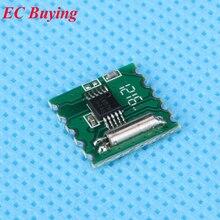 1 pièce RDA5807M FM Module Radio stéréo Module sans fil RRD-102V2.0 76-108MHz 2.7-3.6V pour Arduino Fequency Modulation Small
