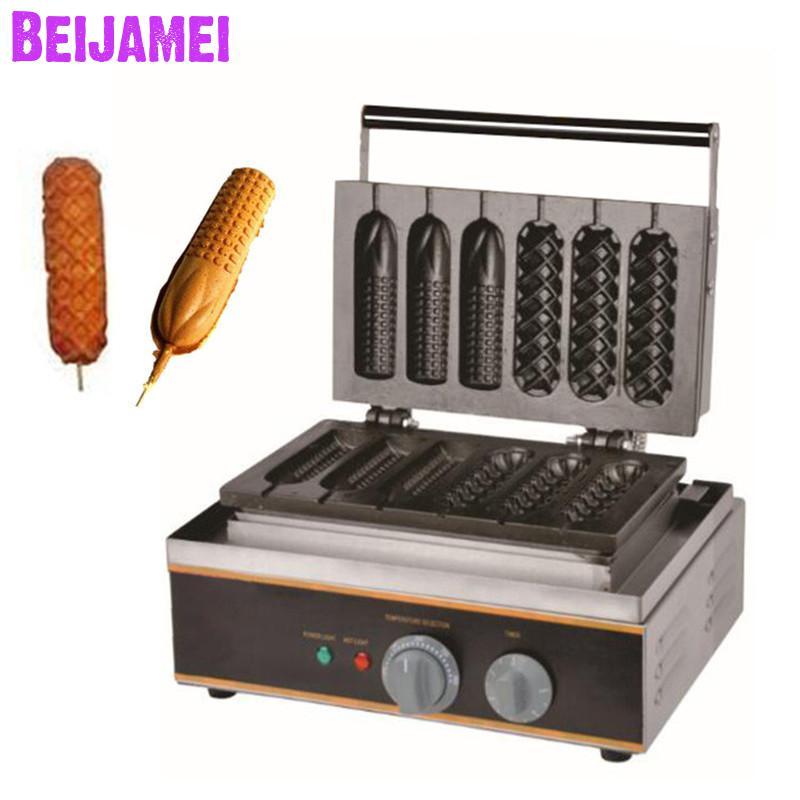 بيجامي-شواية هوت دوج فرنسي ، منتجات بالجملة ، صانع الوافل والذرة