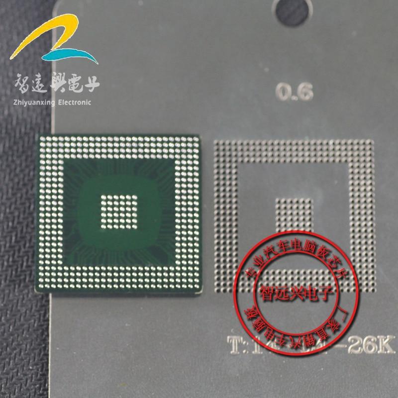 Neue Ankunft 100% Neue & original EDC7/EDC16 BGA CPU MPC561/562 0,6 MM