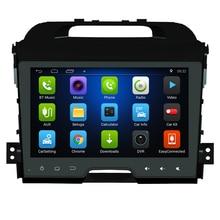 "9"" android 6.0.1 car DVD multimedia for KIA Sportage 2010 2011 2012 stereo autoradio car stereo head units tape recorder 3G WIFI"