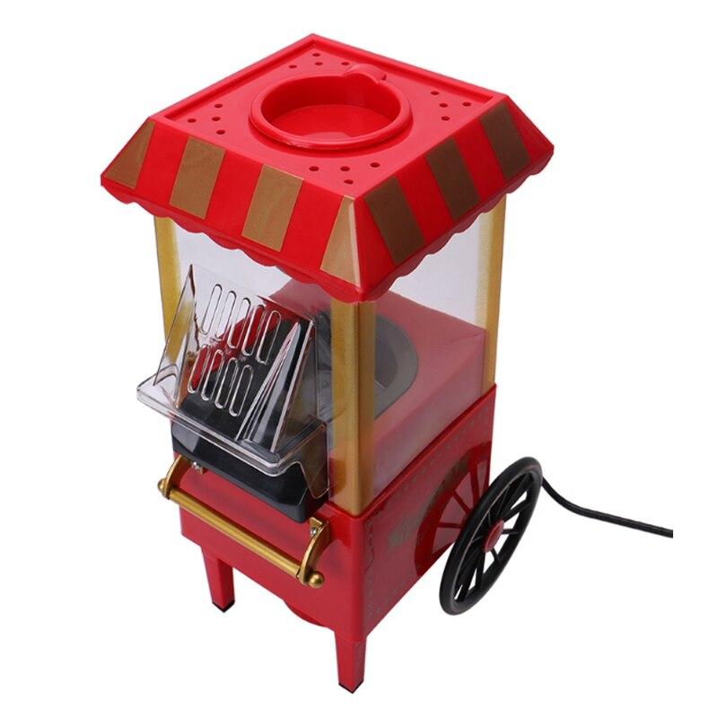Útil, máquina de palomitas de maíz eléctrica Retro, herramienta para fiesta en casa