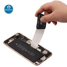 Qianli Weiche Öffnung Klinge Metall Spudger Hebel Bar Metall Spudger Bildschirm Reparatur Kit für iPhone Reparatur Elektronik Öffnung Werkzeuge