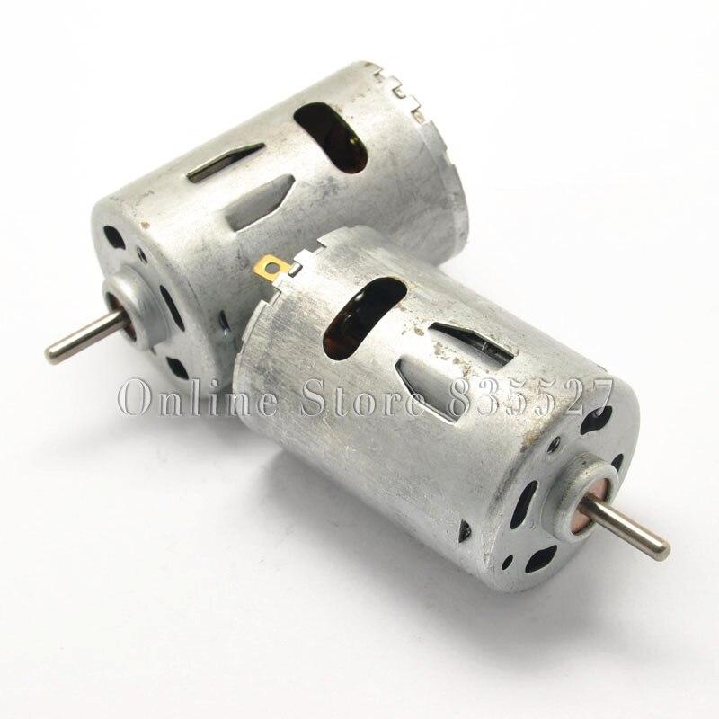 Электродвигатель с гаечным ключом, мотор постоянного тока, 12 В, 1 шт./лот, JRS-555