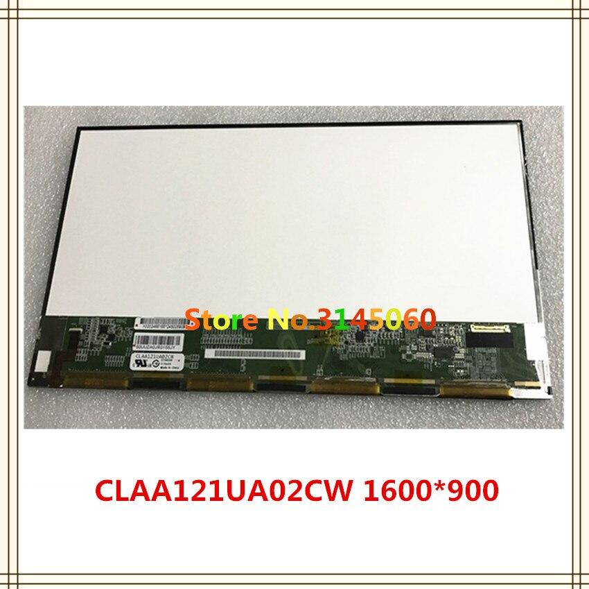 """Original 12,1 """"para el reemplazo de la pantalla LCD del ordenador portátil Pannasonic CF-NX1 CLAA121UA02CW 1600x900 30EDP"""