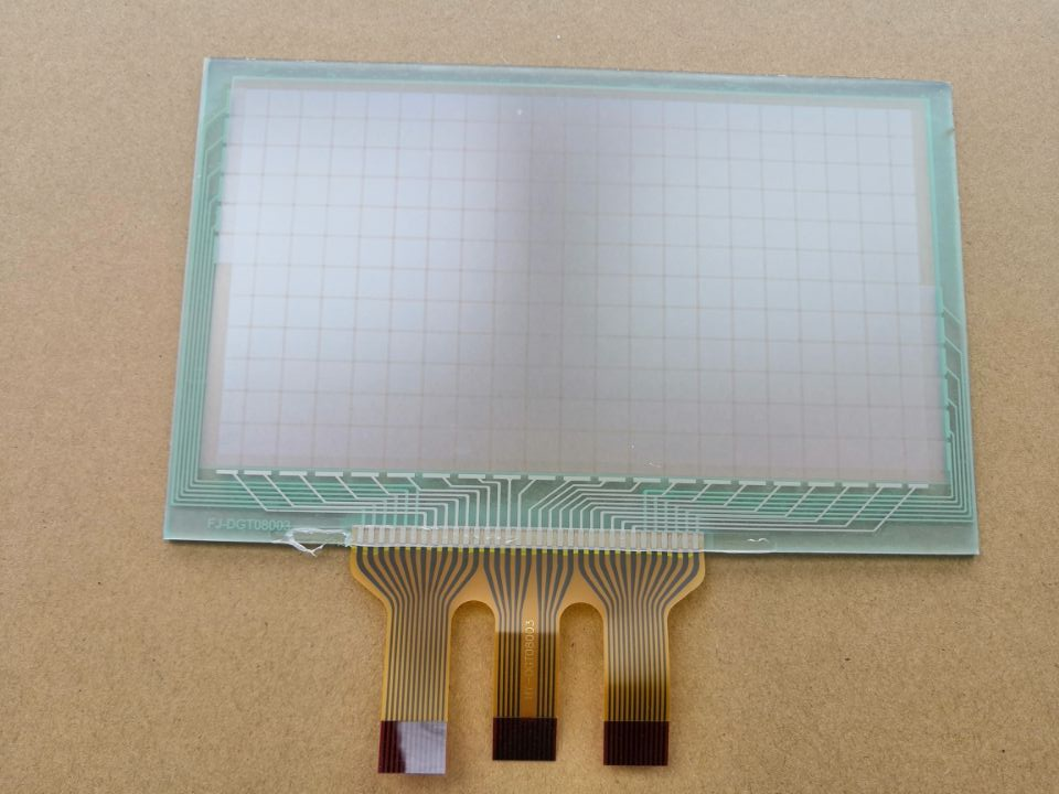 Xinje TP760-T TP765-T MP760-T اللمس الزجاج لوحة ل HMI لوحة و CNC إصلاح ~ تفعل ذلك بنفسك ، جديد ويكون في الأسهم