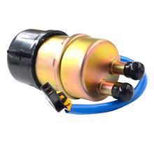 Motor de la motocicleta de la bomba de combustible para gasolina para Kawasaki GPz1100 ZX1100 Ninja 600R/ZX11/ZX6/ZX6R ZX600C ZX1100C ZX1100D ZX600D ZX600E
