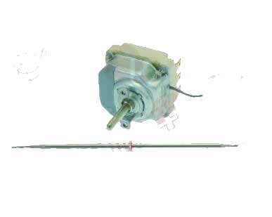 EGO 55.34235.040 7pin Termostato para freidora eléctrica Fase 3 106-190c