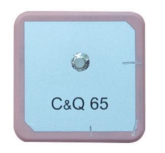 ¡Envío Gratis! 20 piezas CQ65 Antena de cerámica GPS 25x25x4mm para módulo GPS Módulo de antena de navegación pasiva de cerámica