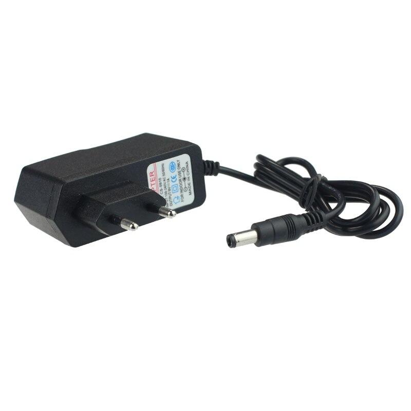 Адаптер питания 9V/1A EU/US для гитары педаль эффектов для BOSS PSA 120T Archer зарядное устройство адаптер питания 5,5x2,1 мм адаптер питания