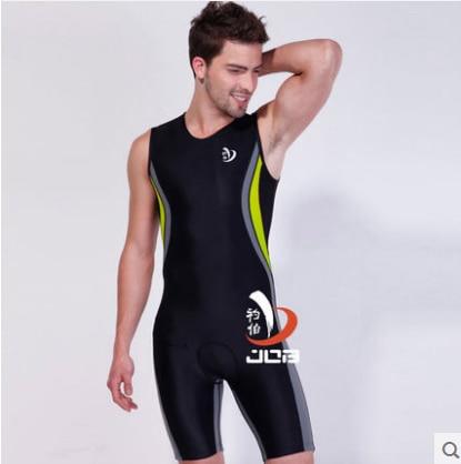 Traje de triatlón profesional para hombre y mujer, traje de buceo para...