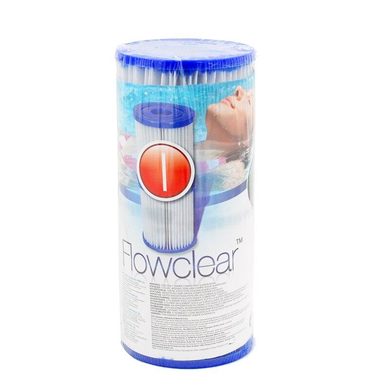 Плиссированный картридж для фильтра воды бассейна типа I 58093|cartridge|cartridges water
