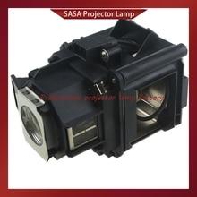 Lampe de Projecteur De rechange ELPL63 pour EPSON EB-G5650W/EB-G5750WU/EB-G5800/EB-G5900/EB-G5950/H345A/H347A/H349A