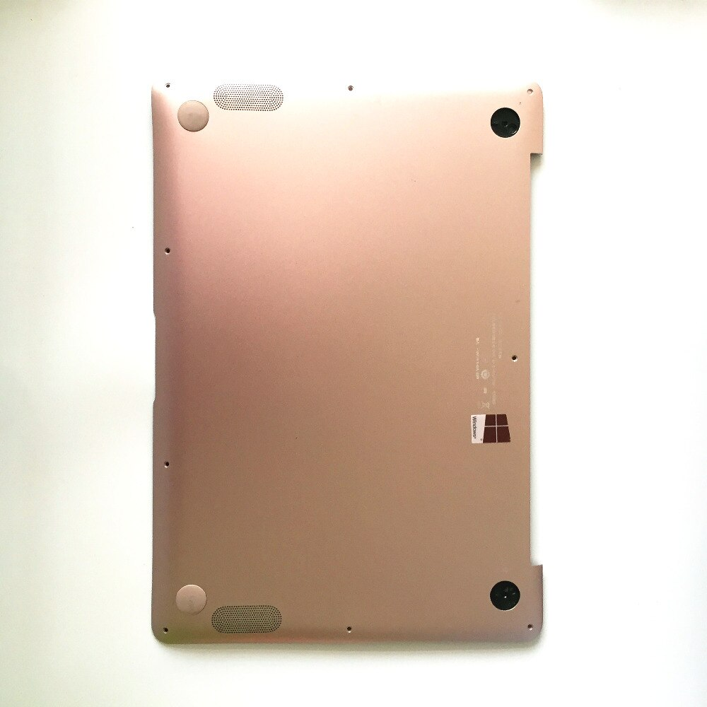 Genuine novo para asus zenbook u4100 inferior caso capa 13n1-2ya0311 cor rosa