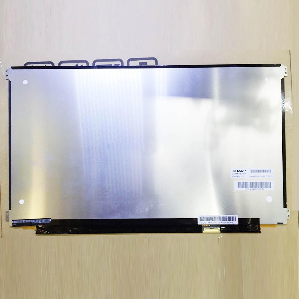 "4 K 72% NTSC LQ156D1JW04 matriz para portátil de 15,6 ""mate 40Pin pantalla LCD UHD 3840X2160 pantalla LED mate reemplazo"