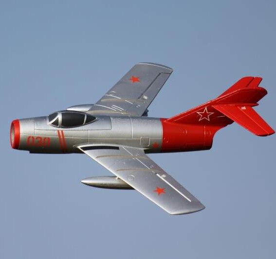 RC FED Jet modelo Mig-15 PNP