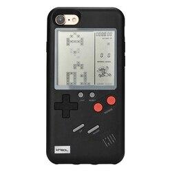 Чехол для телефона Ninetendo Retro Game Boy Tetris для iPhone 6 6s 7 8 6 Plus 6s Plus 7 Plus 8 Plus для iPhone X мобильный телефон