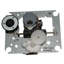 KSM-213QCS оптический механизм захвата KSM213QCS CD VCD лазерный объектив KSS-213Q в сборе для профессионального двойного CD-Mp3