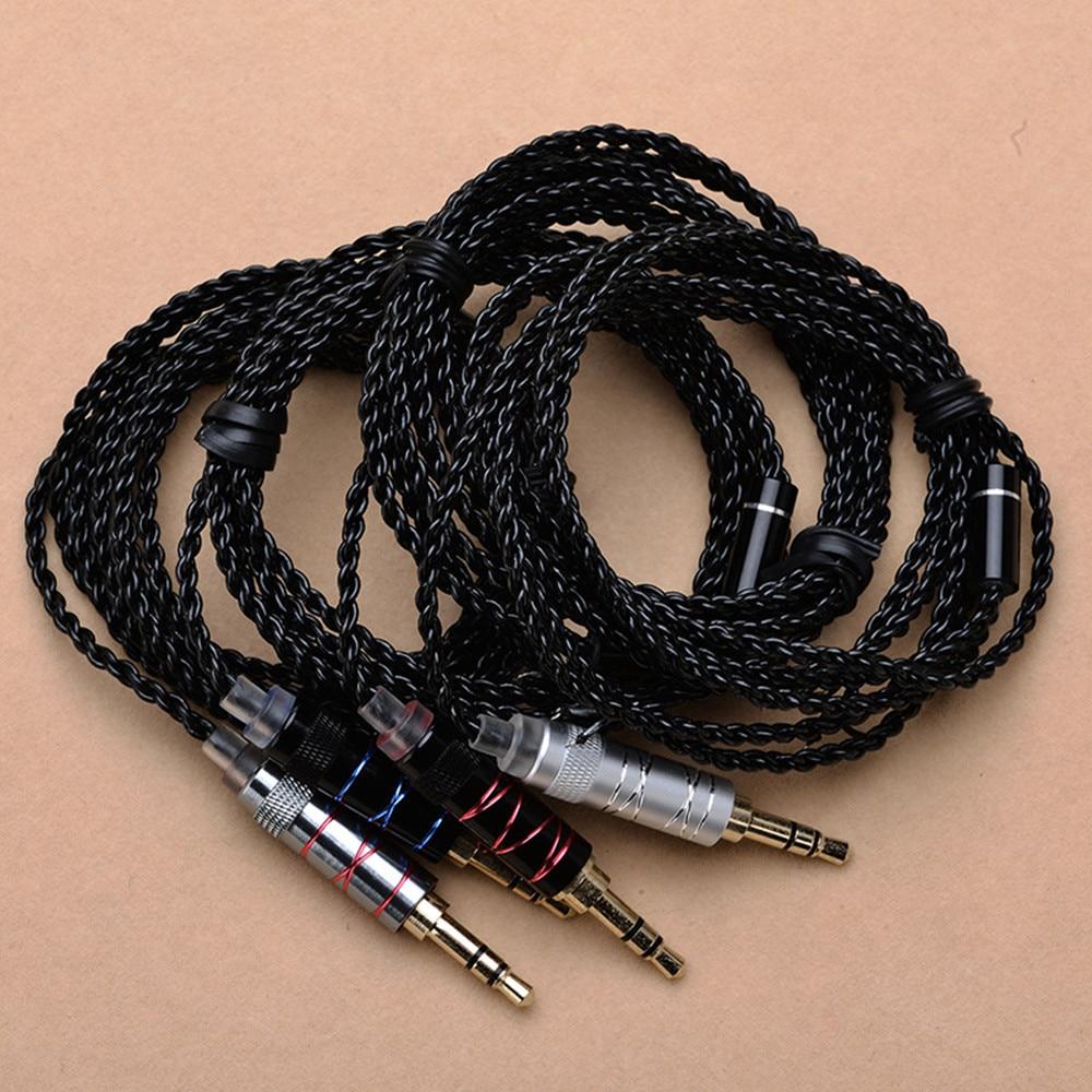 Hot Sales FENGRU 10pcs 1.2M DIY Replacement wire Audio Cable Repair Headset Wire DIY Headphone Earphone Maintenance Wire