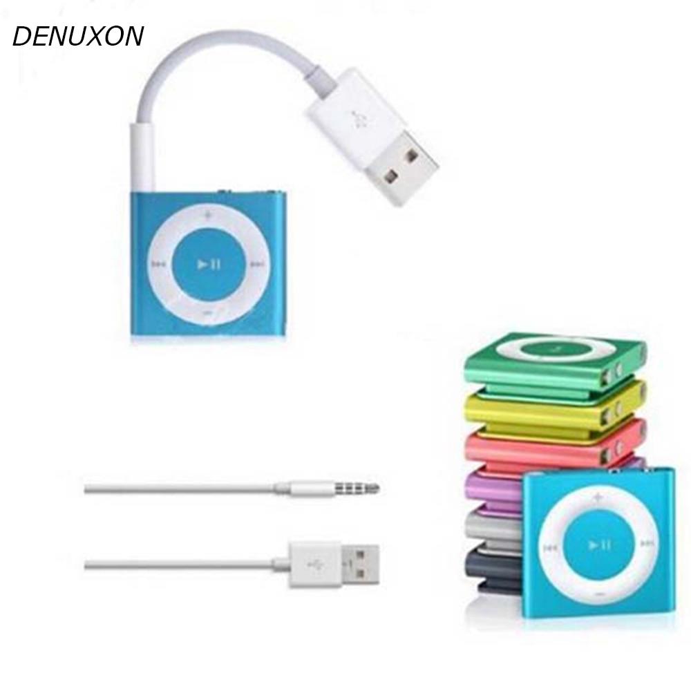 Usb-кабель для зарядки и передачи данных для Apple iPod для передачи USB в 3,5 мм разъем Кабель-адаптер для MP3 MP4 плеера динамик зарядное устройство Шн...