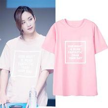 Mainlead KPOP dix-sept T-Shirt JEONGHAN Jun S. COUPS The8 Wonwoo T-Shirt unisexe