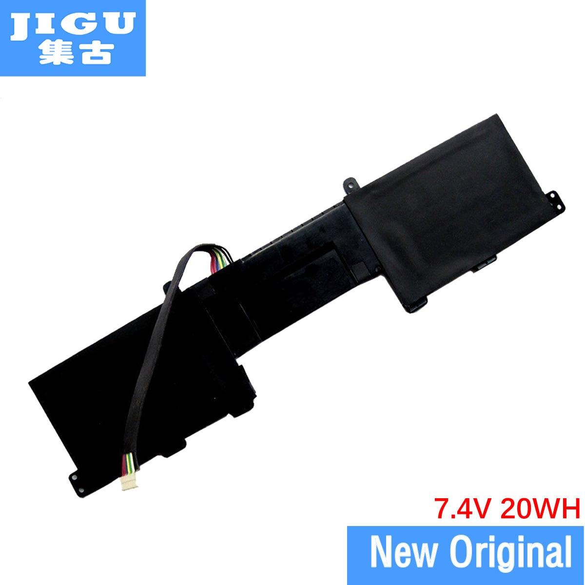JIGU-بطارية كمبيوتر محمول أصلية 0FRVYX TM9HP FRVYX ، لجهاز DELL Latitude 13 7350 7.4V 20WH