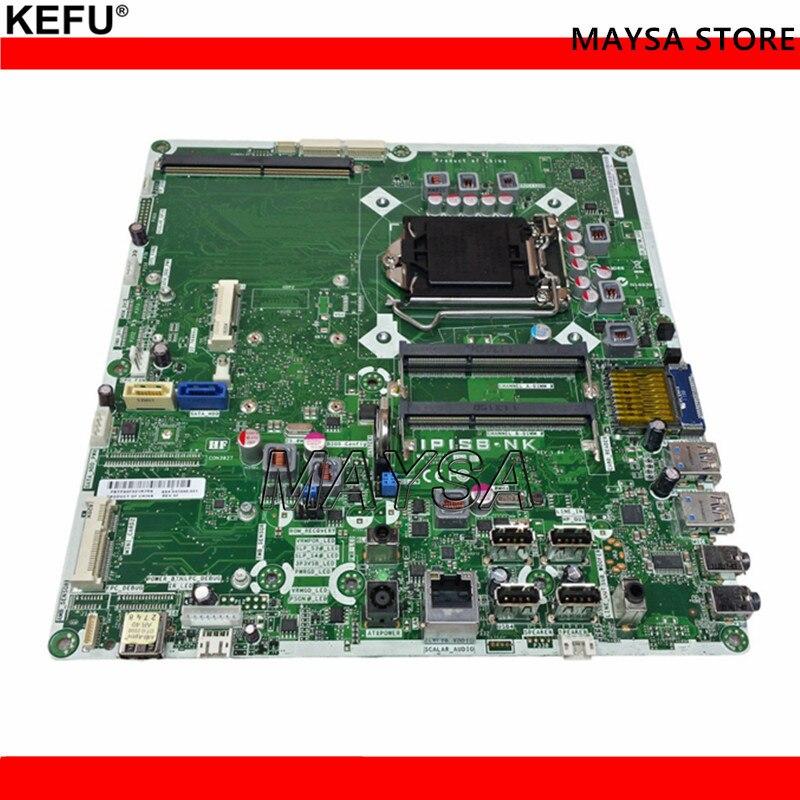 647046-001 для HP TouchSmart 520 220 материнская плата AIO IPISB-NK REV: 1,04 LGA1155 материнская плата 100% протестирована полностью