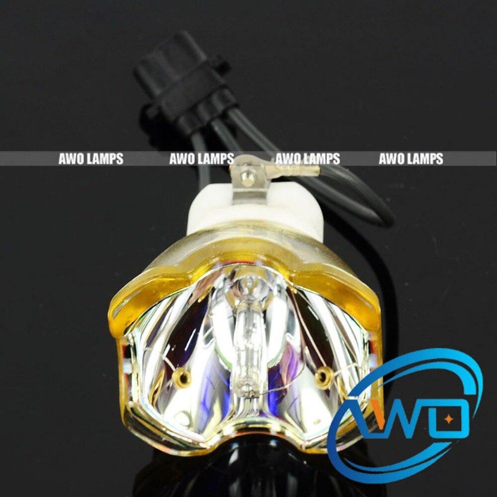 AWO recomendar proyector bulbo compatible dt00771 para Hitachi cp-x615 cp-x705 cp-x807 con calidad Reflectores y quemador