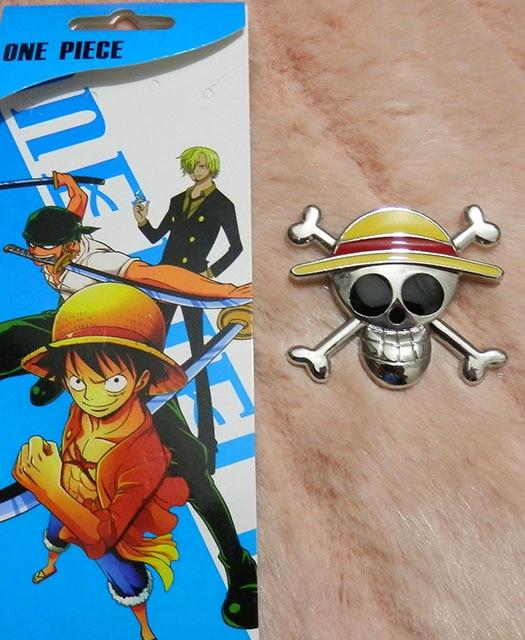 Anime One piece Lixívia Crachá conan Naruto vampire knight Cosplay Scouting Legião broche pinos de metal botões acessórios
