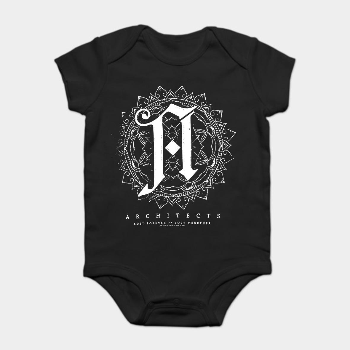 Pelele para bebé, pelele para bebé, camiseta para chico, cuello con Mandala