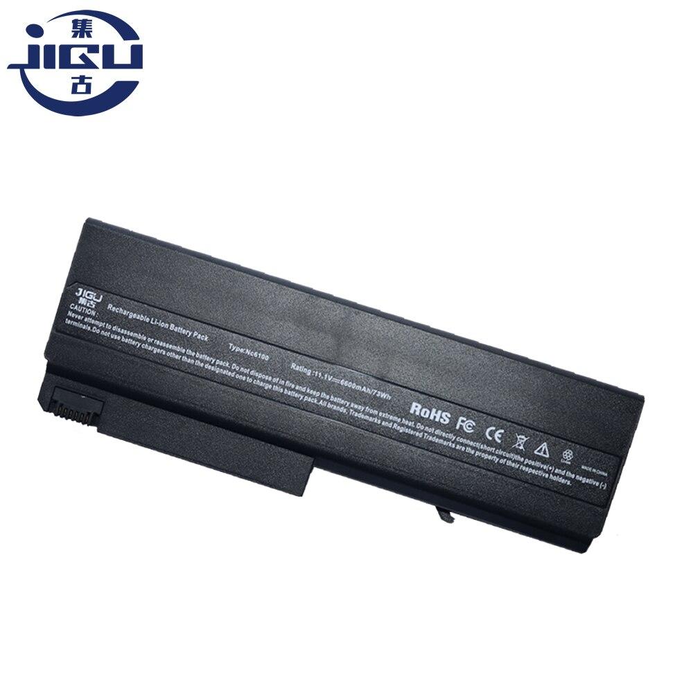 Jigu substituição 9 células bateria do portátil para hp nc6200 nx6120 nx6330 nc6100 nc6220