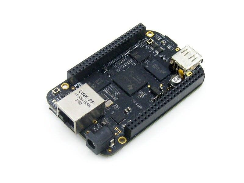 شحن مجاني BeagleBone الأسود TI AM3358 Cortex-A8 التنمية BB-أسود Rev.C