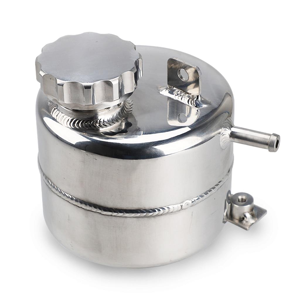 Cabezal de refrigerante, depósito de agua de desbordamiento y tapa de depósito, lata de aluminio para MINI Cooper S R52 R53, accesorios para coche