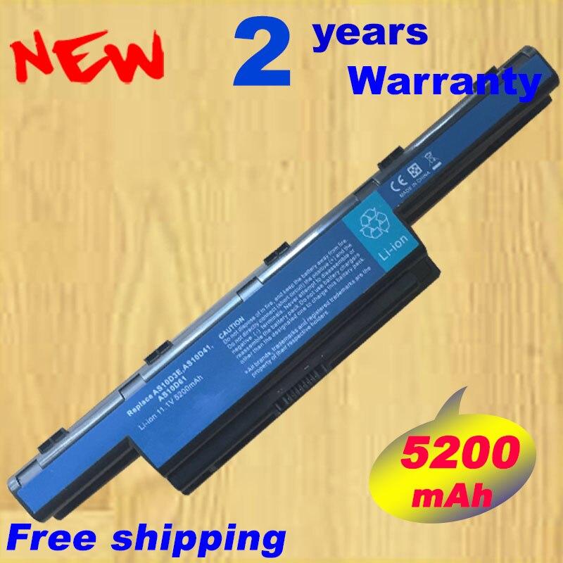 Фото - 4400mah Battery For Acer Aspire New75 E1 V3 5252 5252G 5253 5253G 5333 5333G 5336G 5336T 5336G 5551 5551G 5552G 5552TG 5552Z комплектующие и запчасти для ноутбуков acer aspire5742 5253 5253g 5336 5741 5551