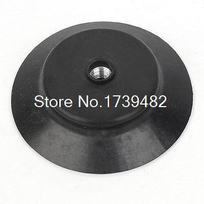 10 мм Женская резьба резиновое вакуумное оборудование присоска 8 см Диаметр