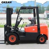 2500kg Diesel Powered Forklift Truck The Best Brand of Forklift
