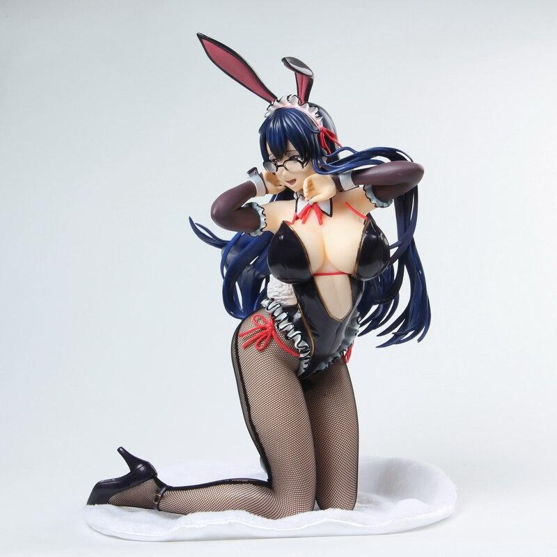 1/4 encuadernación opinión del creador Ayaka Sawara cubierta chica conejito Ver Anime PVC figura de acción coleccionable figuras Sexy juguete
