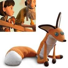 De Kleine Prins Fox Pluche Poppen 40 Cm Le Petit Prince Knuffel Pluche Onderwijs Speelgoed Voor Kids Baby Verjaardag/Xmas Gift