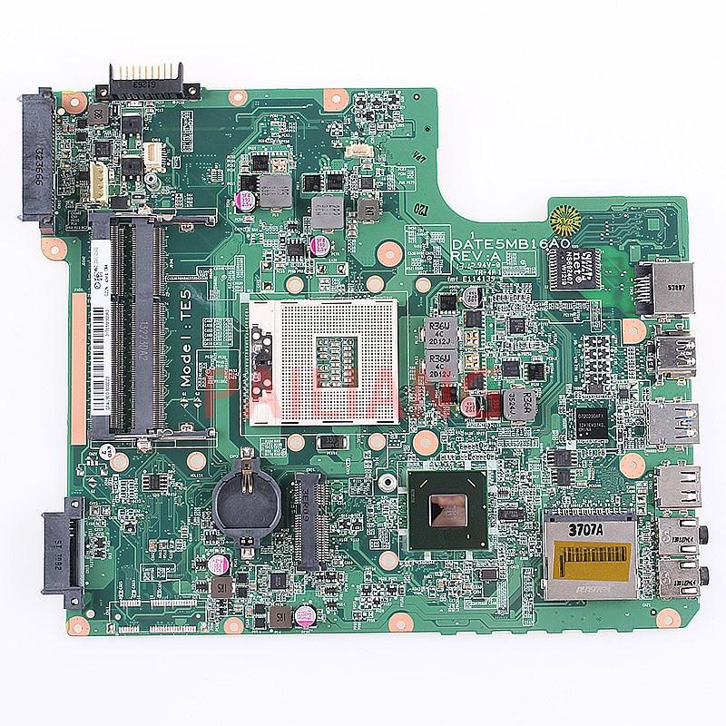 PAILIANG материнская плата для ноутбука Toshiba L700 L740 L745 PC материнская плата A000093450 DATE5MB16A0 tesed DDR3