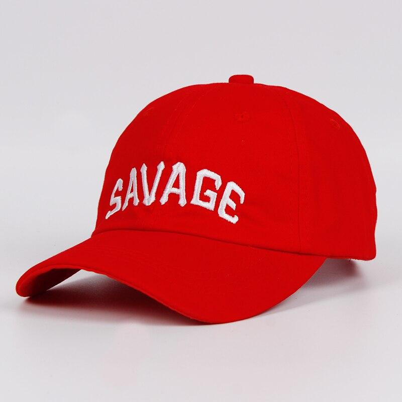2020 Newest Savage Hat Dad Hat Snapback Cap Brand Baseball Cap Men Women Cotton Street Bone Hip Hop Sun Cap Fashion Gorras