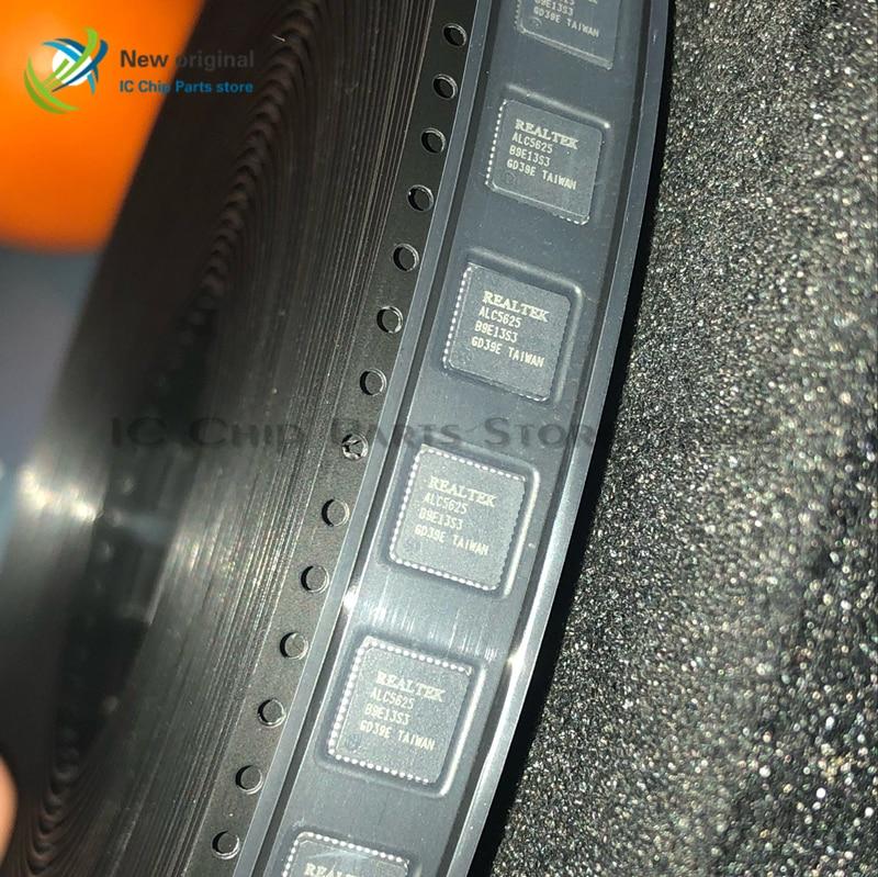 10/PCS ALC5625-GRT ALC5625 QFN48 Integrated IC Chip New original