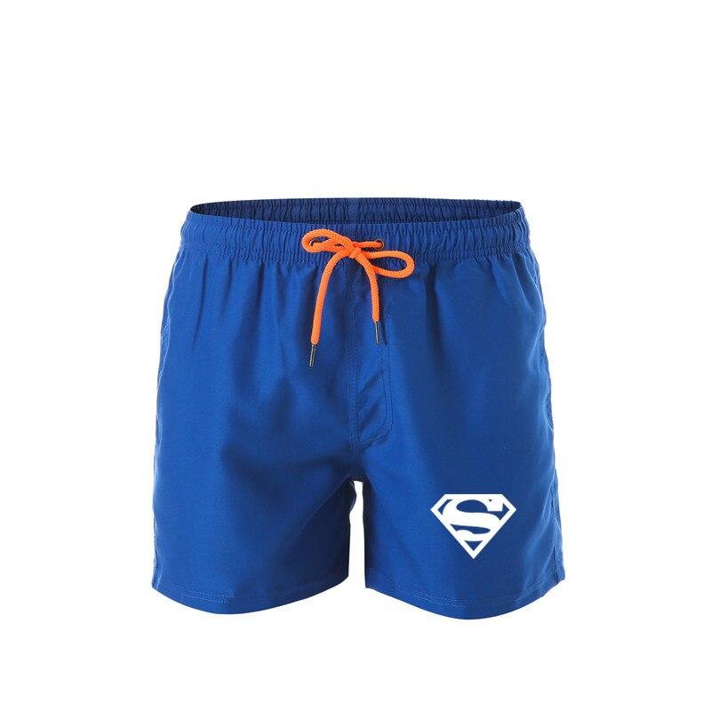 2019 nueva con trébol de secado rápido pantalones cortos de playa de los hombres es de baño bañadores verano playa surf pantalones cortos