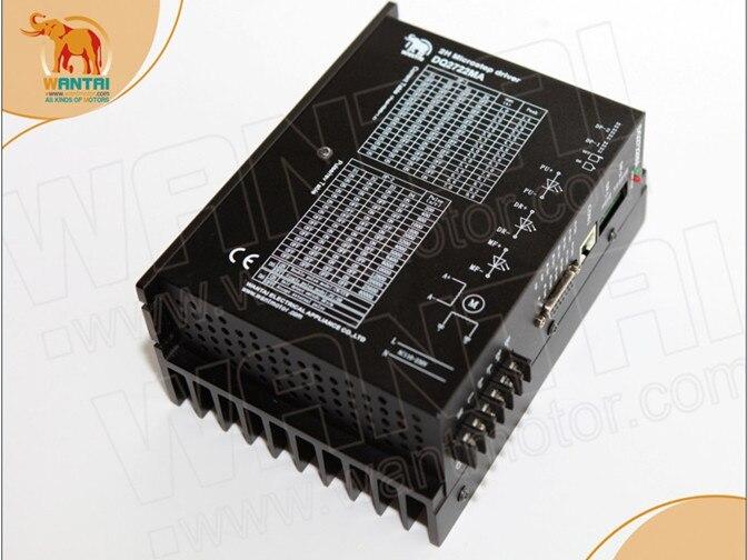 ¡Calidad superior! Controlador Digital paso a paso Wantai DQ2722MA 110-220V 7.0A 300, motor paso a paso Nema 42 compatible con Micropasos, molino láser CNC