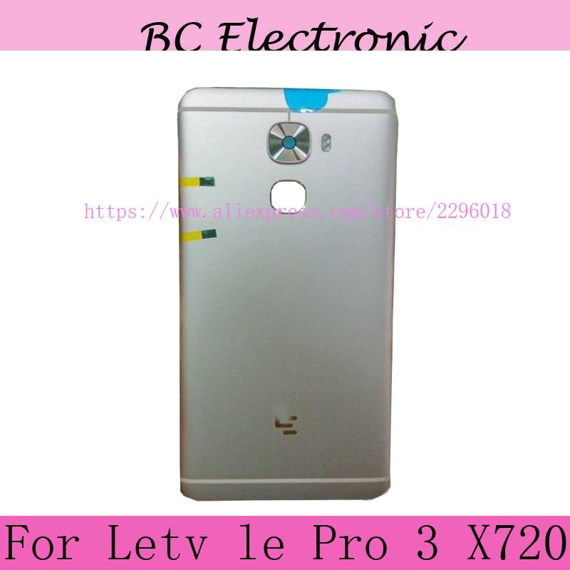 Задняя Крышка аккумуляторной батареи, Золотая Крышка для Letv LeEco Le Pro 3 Pro3 X720 X 720 Snapdragon 821